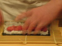 Como cocinar Sushi